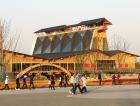 美轮美奂的扬州江苏省第十届园艺博览会