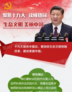 热词解读:生态文明 美丽中国