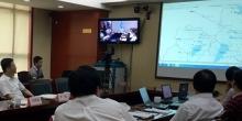 石泰峰召开全省防汛异地视频会商会 部署强降雨防范工作