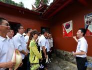 福建:重温党的历史 践行承诺