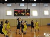 邮储银行常州分行举办第一届篮球比赛