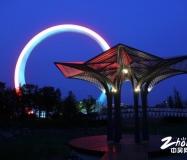 紫荆公园---诸根申摄