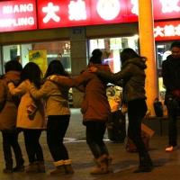 6个大学生的温暖回家路