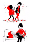 即将结婚的小夫妻,几张图让你知道什么是幸福~