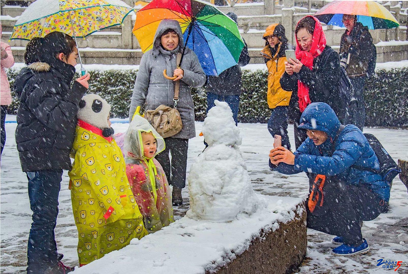 《雪中留影》 赵溯汶.jpg