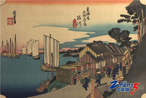 広重画昭和40年木版画002.jpg