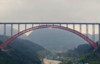 """云中漫步,贵州110层楼高的""""天空之桥""""又创世界纪录!"""