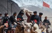 雄鹰展翅帕米尔 非物质文化遗产——牦牛叼羊