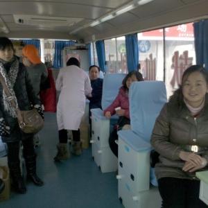 春节期间常州近400人捐血献爱