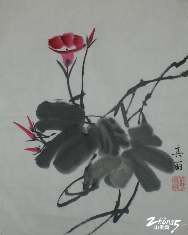 谈真丽 小画 武进区侨联选送