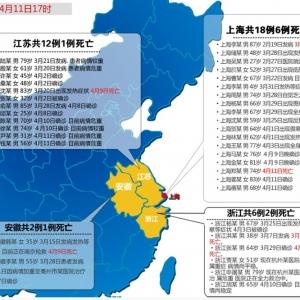 最新汇总:全国确诊130例人感染H7N9禽流感 36例死亡