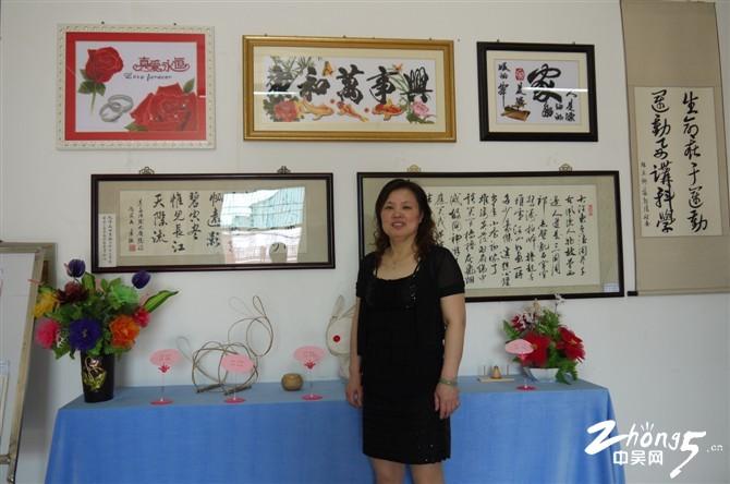 姜亚琴(雕庄街道村民)