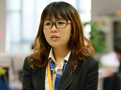 香香 (某电商平台管理员)