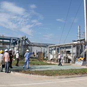 治理废气的现代化废气焚烧炉