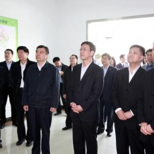 最高人民检察院检察长曹建明来常视察联动执法工作