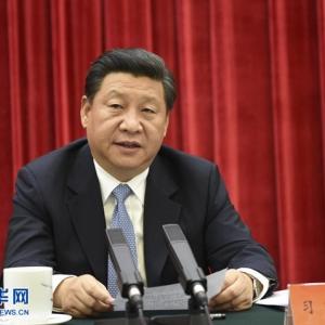 习近平:在纪念邓小平同志诞辰110周年座谈会上的讲话