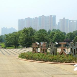 """新天地公园——武进新城的生态""""绿肺"""""""