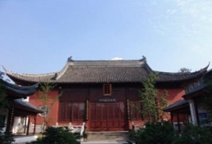 常州文庙大成殿