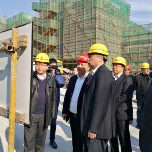 市委书记阎立视察江苏众创教育集团