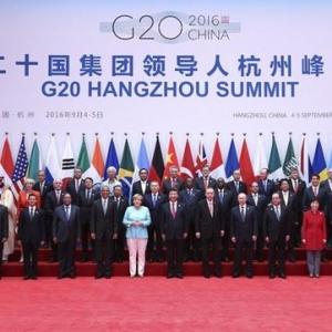 专家解析G20杭州峰会领导人大合影站位