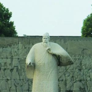 【影响溧阳的历史名人】伍子胥 :千金报德濑水边