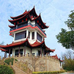 状元阁:国内唯一宣传状元文化的仿古建筑