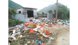 宜居常州、你我共建:垃圾房环境脏乱 居民呼吁整改