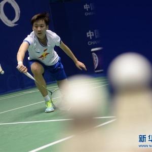 女单第二轮陈雨菲晋级
