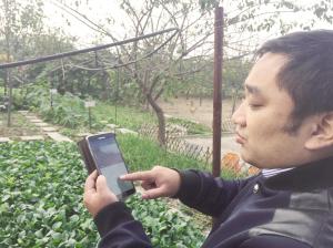 """【治国理政新实践·江苏篇】给农场插上""""互联网+""""的翅膀"""