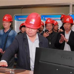 """中天钢铁集团迎来第二批""""中天一日游""""游客"""