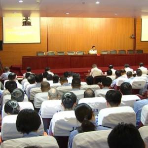 市公安局举办全市公安机关领导干部解放思想培训班