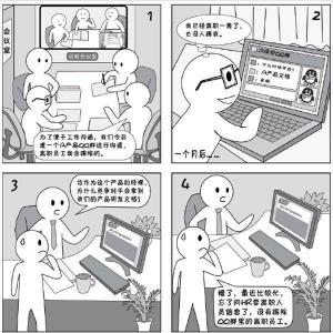 2018国家网络安全宣传周系列动漫⑤日常交流