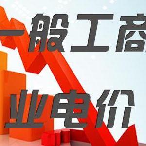 国家发展改革委关于降低一般工商业电价有关事项的通知