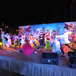 """舞动文化自信 传承运河精神 """"运河之星""""全民舞蹈大赛年度总决赛"""