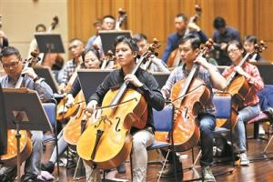 《珠江序曲》用交响乐向世界讲述中国故事