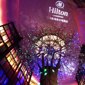 常州新城希尔顿酒店圣诞亮灯仪式暨客户答谢晚宴圆满落幕