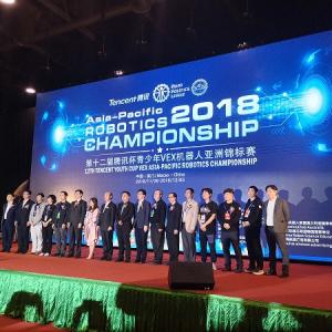 教育局:常州市在青少年VEX机器人亚洲锦标赛中获金奖