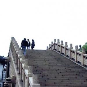 唯美影像记录常州古桥之美