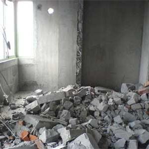 新北区上马一个新项目 专门处理建筑装潢垃圾