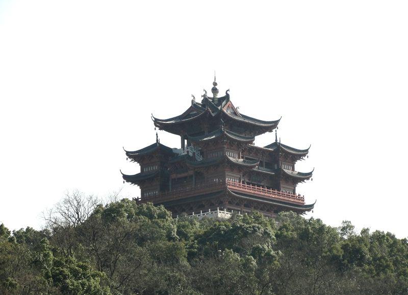 吴山天风城隍阁