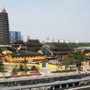 【寻找大运河江苏记忆】古运河畔的千年古刹天宁寺