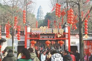 金猪送福到, 同庆幸福年!江苏各地春节文化活动嗨翻天