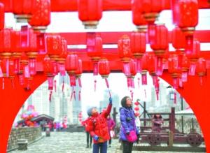 【新时代 新作为 新篇章】春节南京销售额达15.7亿元 年俗文化类消费占比走高