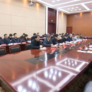 我市召开反腐败协调小组会议
