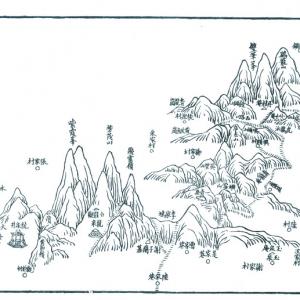 1955年远足横山