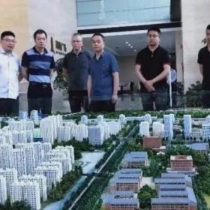 毛坝镇赴常州市新北区对接落实苏陕协作镇村结对工作