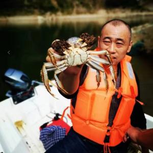 苏陕合作项目,常州大闸蟹在陕西试养殖成功!