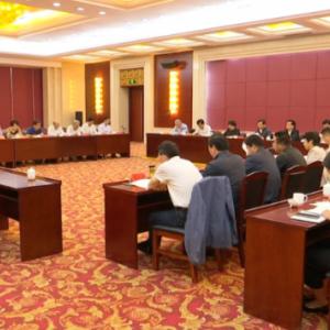 市人大常委会召开2019年市级预算调整初步方案集中预审会议