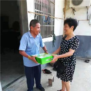 武城村:关爱计生特殊家庭 温情服务暖人心