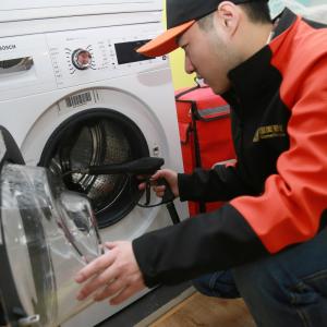以旧换新破亿元 清洗家电8万单 双十一国美服务升温